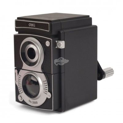 "Anspitzer Kamera ""Camera Pencil Sharpener"""
