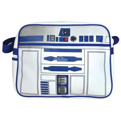 "Umhängetasche ""Star Wars"" - Retro Sports Bag - R2-D2"