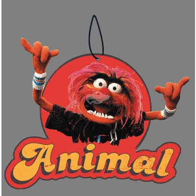 "Duftbaum ""The Muppets"" - The Animal"