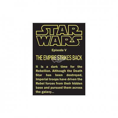 "Magnet ""Star Wars"" - Empire Strikes Back"