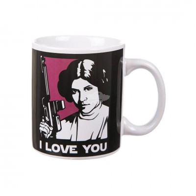 "Tasse ""Star Wars"" - I Love You"