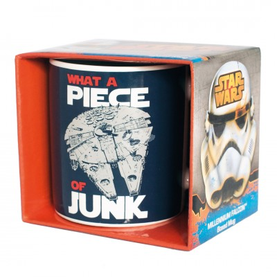 "Tasse ""Star Wars"" - Piece of Junk"