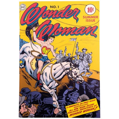 "Notizbuch ""Wonder Woman"" - Comic Heft No. 1 & 6"