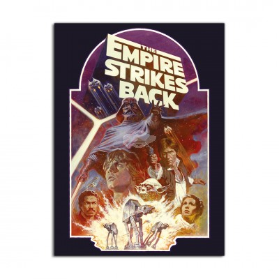 "Blechschild ""Star Wars"" - Empire Strikes Back"