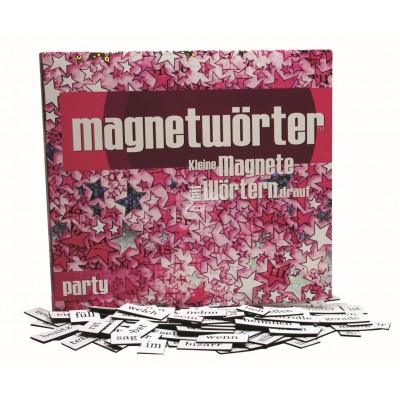 "Magnetwörter ""Party"""