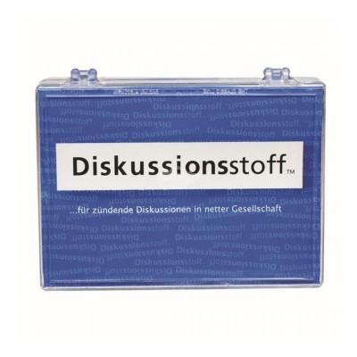 """Gesprächsstoff """"Diskussionsstoff"""""""