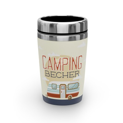 "Thermobecher to go ""Camping"""