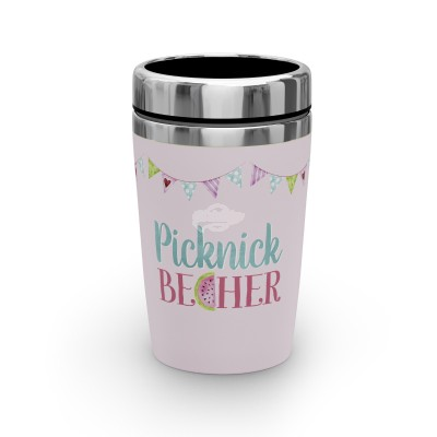 """Thermobecher to go """"Picknick"""""""
