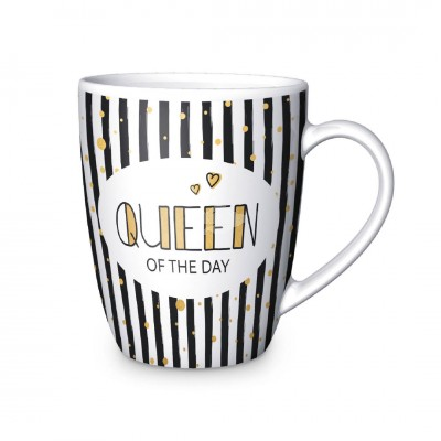 Becher ''Queen of the Day""