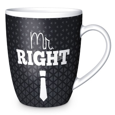"Becher ""Mr. Right"" 