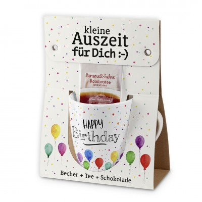"Auszeit ""Happy Birthday"""