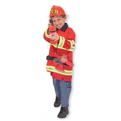 """Kinderkostüm mitwachsend """"Feuerwehrmann"""" - Set"""
