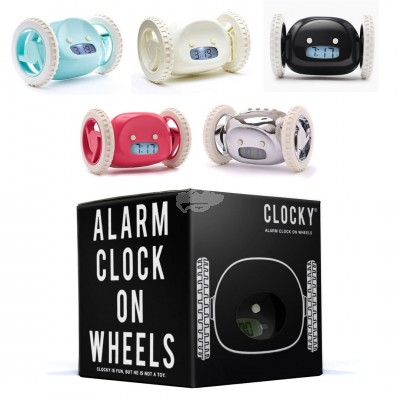 "Alarm Wecker ""Clocky"""