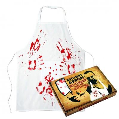 Kochschürze Blutbad