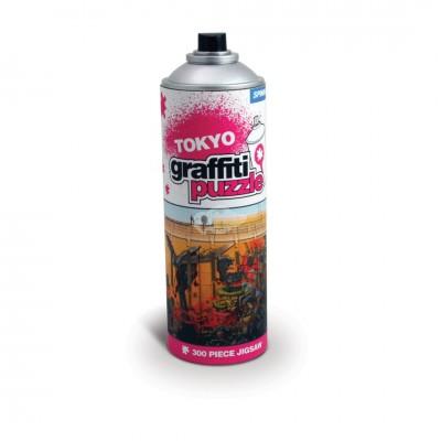 """Graffiti Puzzle """"Tokyo"""""""