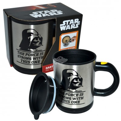 Selbstumrührender Becher - Star Wars ''The Force''