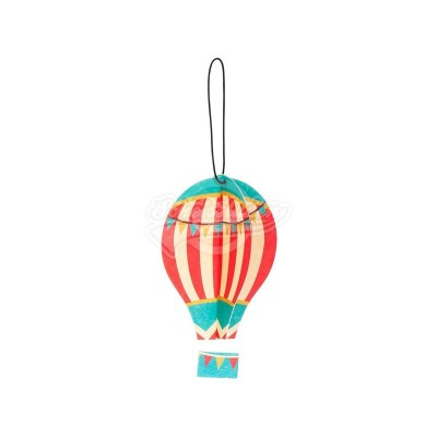 "3D Lufterfrischer ""Air balloon"""