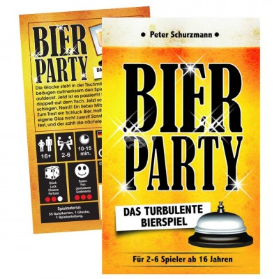 "Partyspiel ""Bier Party"""