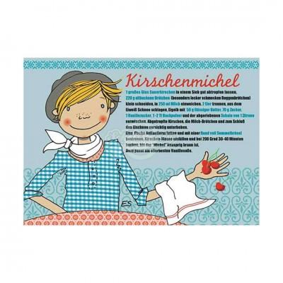 "Postkarte ""Kirschmichel"" - Rezept"