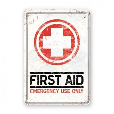 "Blechpostkarte ""First Aid"" Nostalgic Art"
