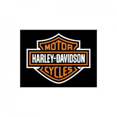 "Magnet ""Harley Davidson - Logo"" Nostalgic Art"