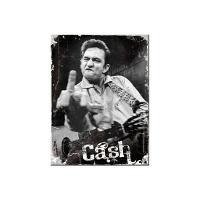 "Magnet ""Johnny Cash - Celebrities"" Nostalgic Art"