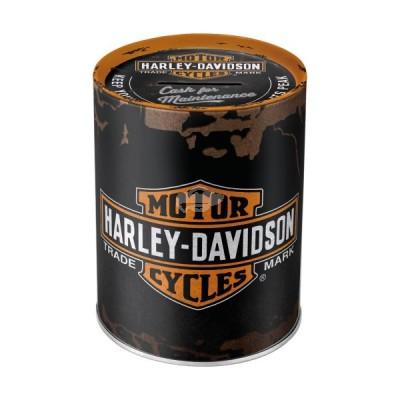 "Spardose ""Harley Davidson Genuine"" Nostalgic Art"