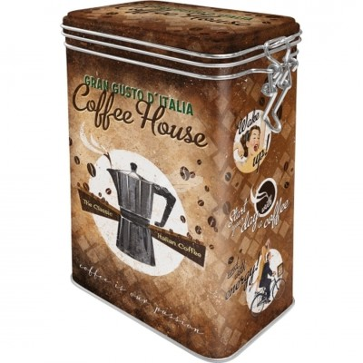 "Aromadose ""Coffee House"" Nostalgic Art"