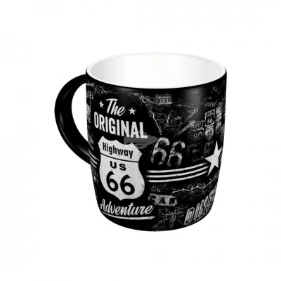 "Tasse ""The Original Highway 66"" Nostalgic Art"