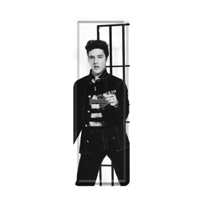 "Lesezeichen ""Elvis Jailhouse Rock - Celebrities"" Nostalgic Art-Auslaufartikel"