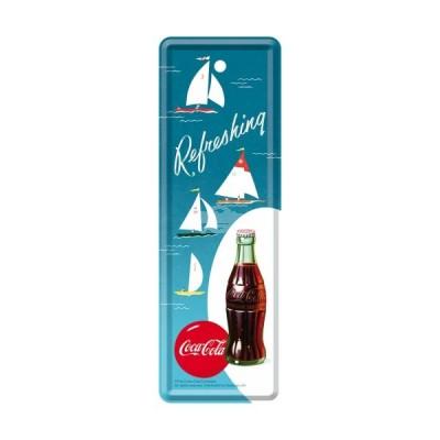 "Lesezeichen ""Sailing Boats - Coca Cola"" Nostalgic Art"
