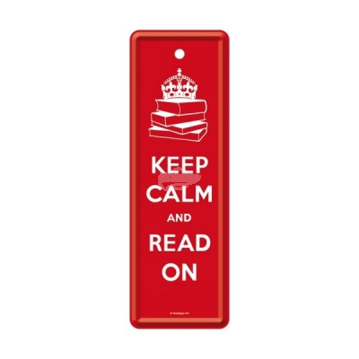 """Lesezeichen """"Keep Calm - United Kingdom"""" Nostalgic Art"""