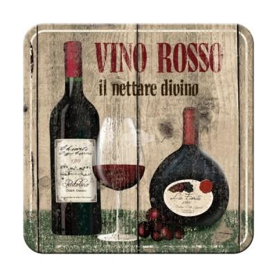 """Untersetzer """"Vino Rosso"""""""