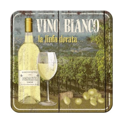 """Untersetzer """"Vino Bianco"""""""