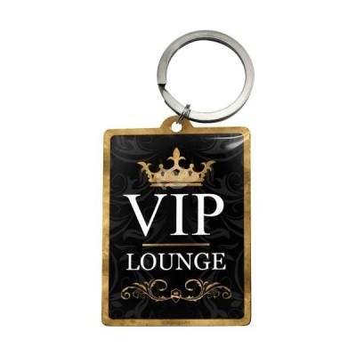 """Schlüsselanhänger """"VIP Lounge"""" Nostalgic Art-Auslaufartikel"""