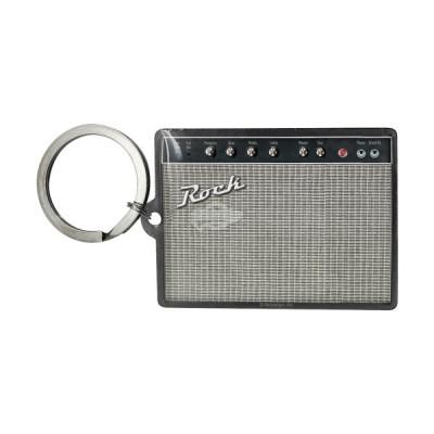 """Schlüsselanhänger """"Rock Amplifier - Retro Wave"""" Nostalgic Art-Auslaufartikel"""