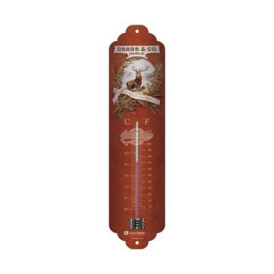 "Thermometer ""Deere & Co - John Deere"" Nostalgic Art-Auslaufartikel"