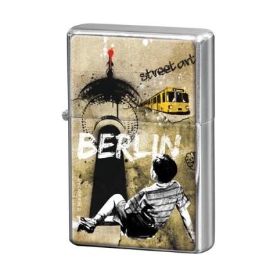 "Feuerzeug ""Berlin Street Art - Berlin CityStyle"" Nostalgic Art"