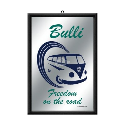 "Spiegel ""VW Bulli - Freedom on the road"" Nostalgic Art"