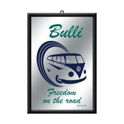 "Spiegel ""VW Bulli - Freedom on the road"" Nostalgic Art"