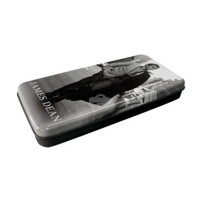 "Stiftdose ""James Dean Road - Celebrities"" Nostalgic Art-Auslaufartikel"