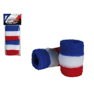 """Schweißband """"Frankreichflagge"""""""