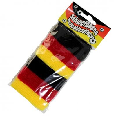 """Schweißband """"Deutschlandflagge"""""""