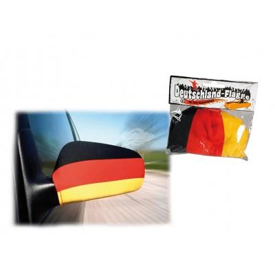 """Außenspiegelfahne """"Deutschlandflagge"""""""
