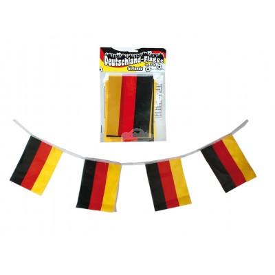 "Girlande ""Deutschlandflagge"""