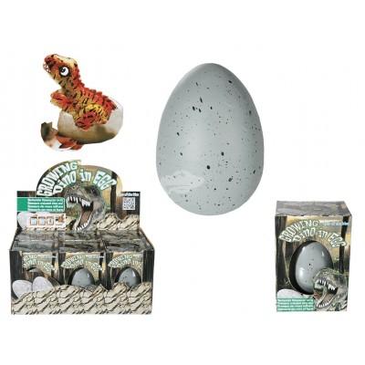 Dinosaurier im Ei zum Ausbrüten