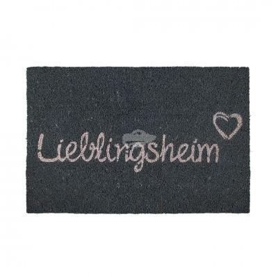 Fußmatte - Lieblingsheim
