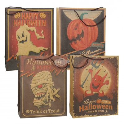 Halloween ''Geschenktüte ''Vintage Look''