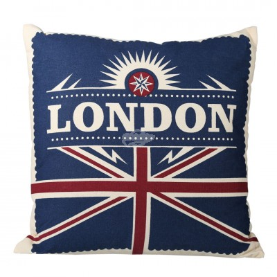 "Kissen ""Union Jack"" - London"