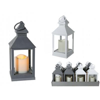 """""""Laterne"""" – inkl. LED Kerze - versch. Größen"""